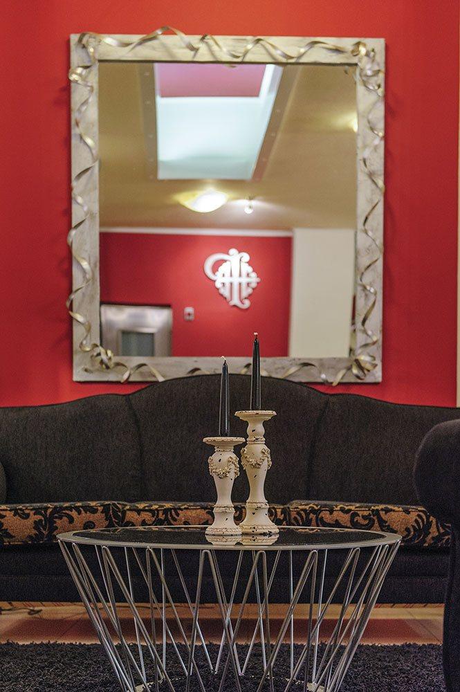 Pappas Hotel – Lobby