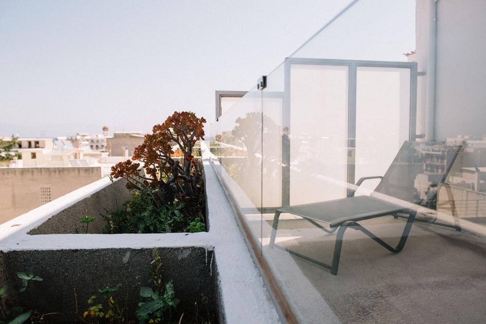 Pappas Hotel - Balkony
