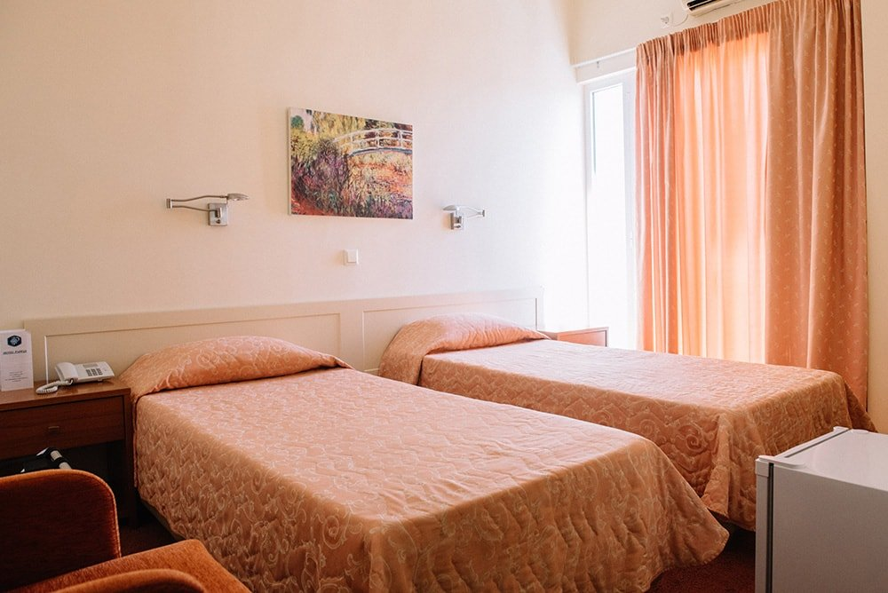 Pappas Hotel - Room
